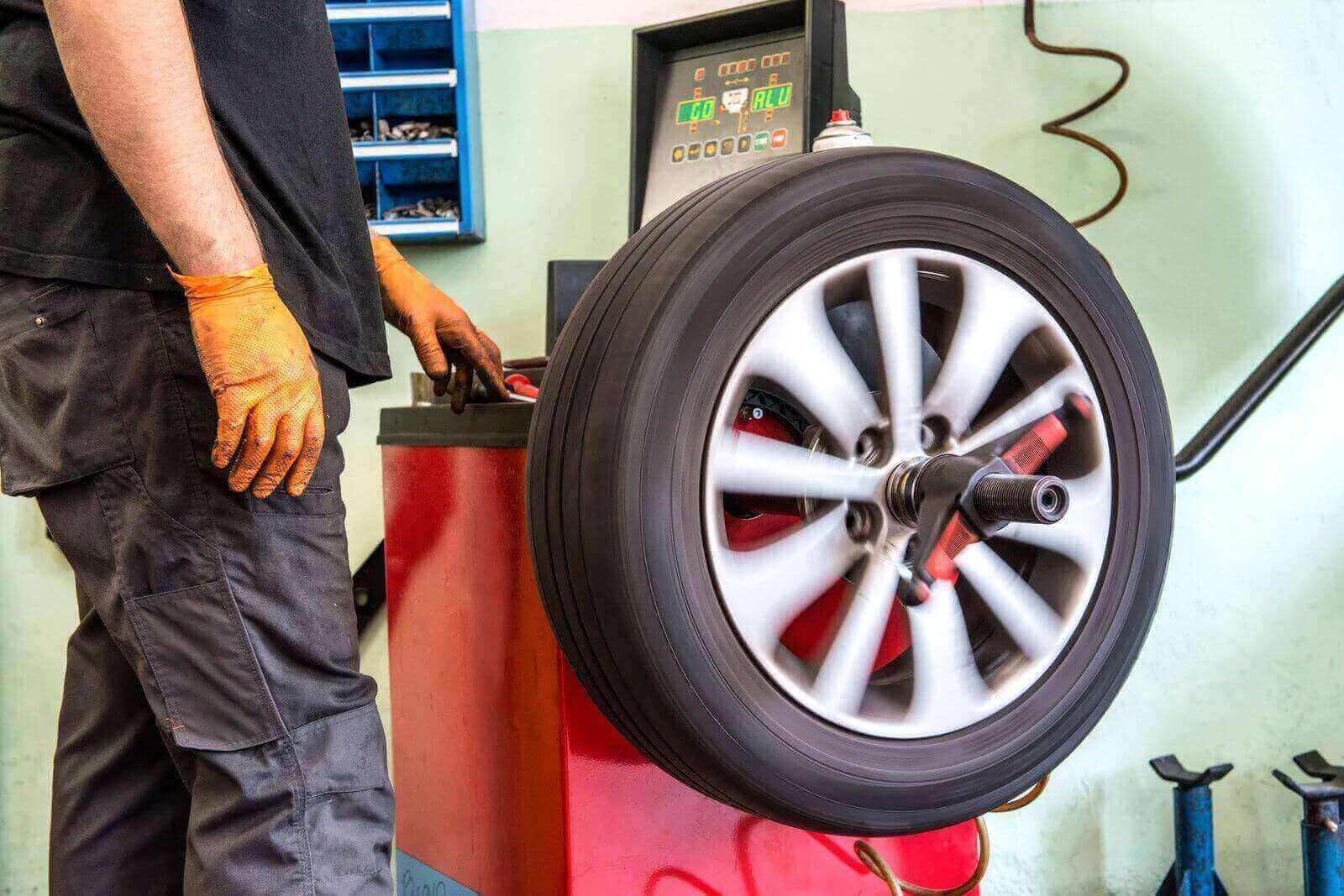 Что такое балансировка колес, для чего она нужна?